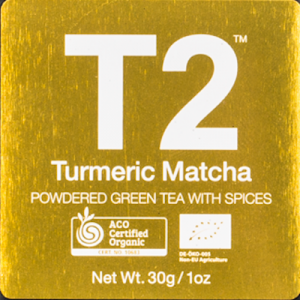 T2 – How To Make A Turmeric Latte