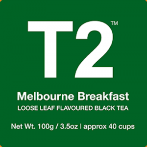 T2 – T2 Melbourne Breakfast Tea