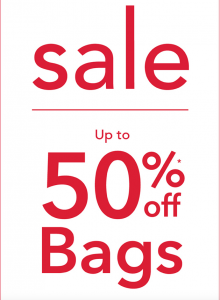 Colette by Colette – Up to 50% Off Bags! #SALE