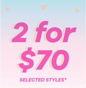 Novo – You'll Go Wild For These 🐆 2 For $70!