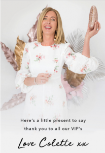 Colette by Colette – 4 Weeks Until Christmas!