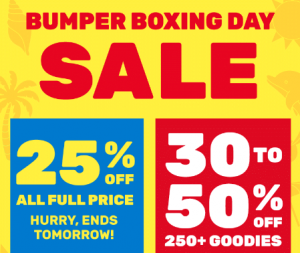 Smiggle – Bumper boxing day
